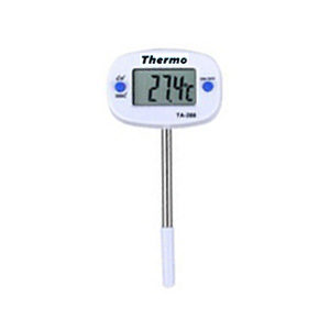 Термометр электронный TA-288 короткий 4 см